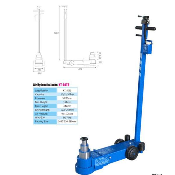 Domkr 50ton-air-hydraulic-jack21194046949