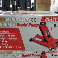 Dubbel Jack pump