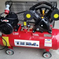 Besiktningsfri Kompressor 5,5-100L