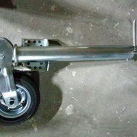 Stödhjul automatiskt kraftigt