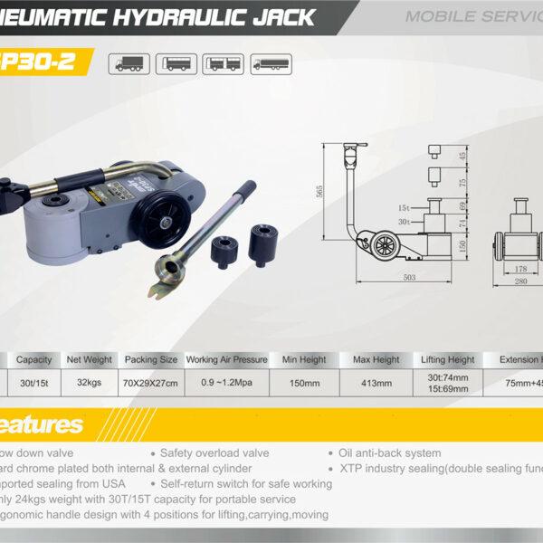 Domkraft MINI 15-30T1-200R11346300-L